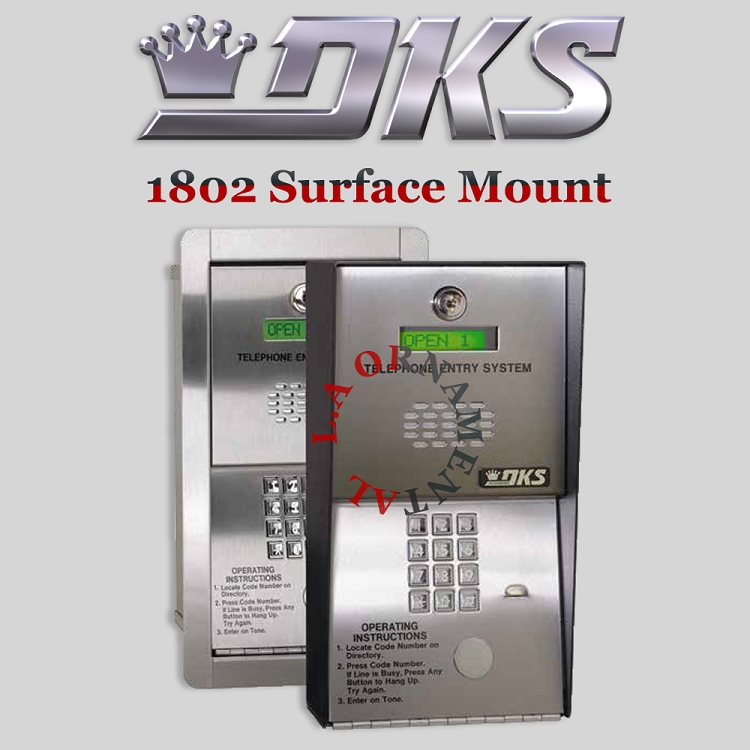 1802 Entry Systems