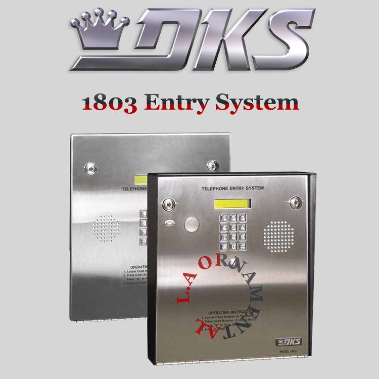 1803 Entry Systems