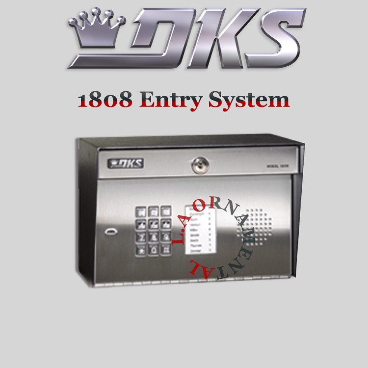 1808 Entry Systems