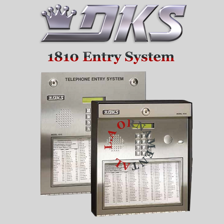 1810 Entry Systems