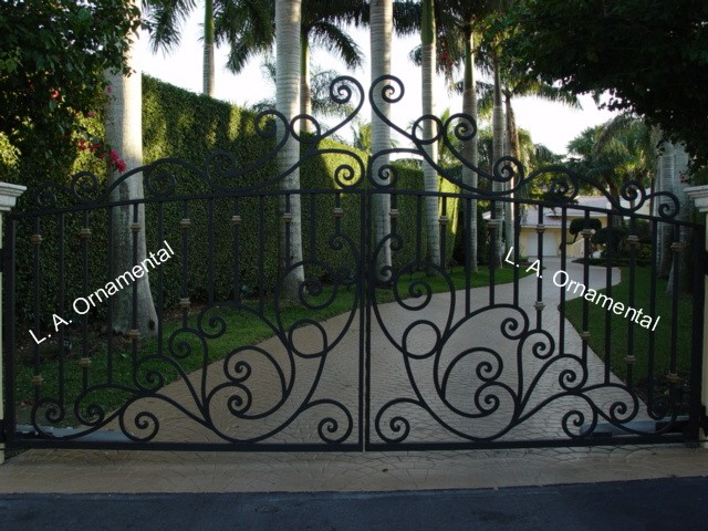Driveway Gate Gallery