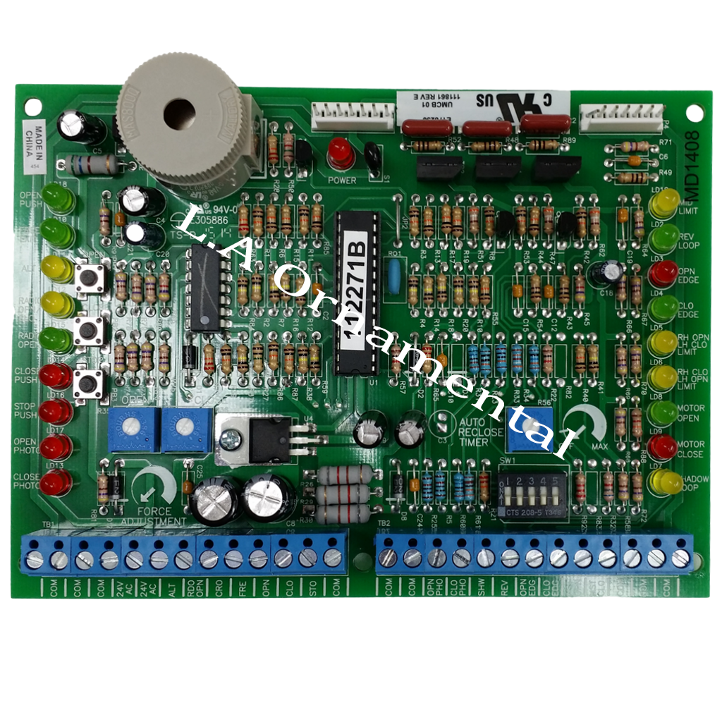 Umcb01 Power Master Power Master Main Control Boards Or