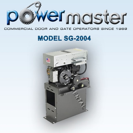 Powermaster Sg 2004 3 4hp 230 208 Volt 3 Phase Heavy Duty