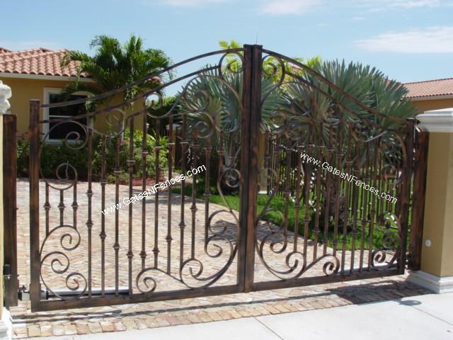 Driveway Gates Aluminum Gates Ornamental Gates