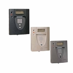 Elite EL2000 Controller Unit with Directory Insert Telephone Entry System - Gray