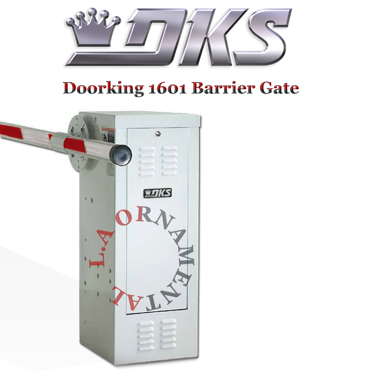 Doorking 1601 Barrier Gate