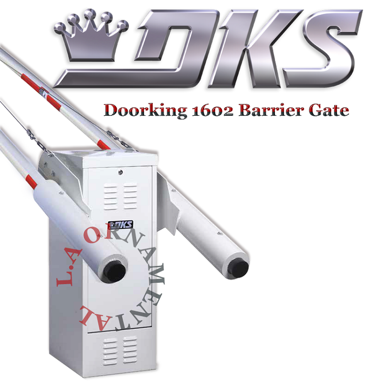 Doorking 1602 Barrier Gate