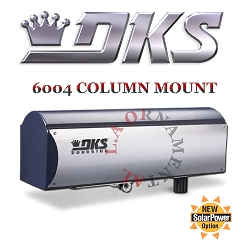 Doorking 6004 Operator Only Column Mount Unit for double gate openers