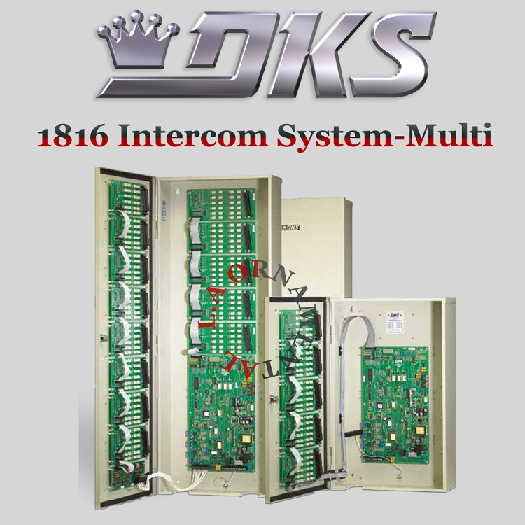 1816 Intercom System-Multi