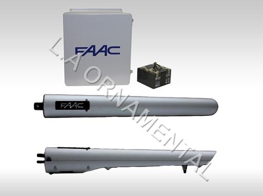 Faac 418 Electro Mechanical 24vdc Swing Gate Operator