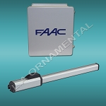 FAAC 402 CBC Operator Only Use For Replacement Or As Master Secondary Acuator