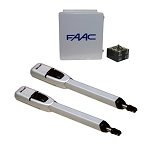 FAAC 415 Basic Gate Operator Kit 115 Volt (Double)