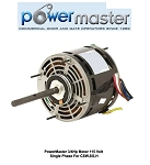 PowerMaster 3/4Hp Motor 115 Volt Single Phase For CSW,SG,H