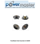 PowerMaster Clutch Assembly For SG2000
