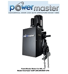 PowerMaster Motor For MG, H , Model Overhead 1/2HP 208-240/460V 3PH