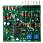 Power Master Gate Timer Circuit Board ACTW3C