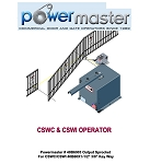 Powermaster # 40B6003 Output Sprocket For CSWC/CSWI 40B60X1-1/2