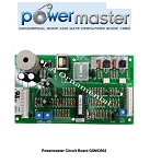 Powermaster Circuit Board GSMCB02