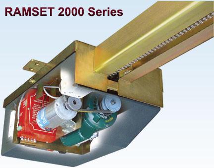 Ram 2100 Overhead Gate Operator Ramset Gate Openers Gate
