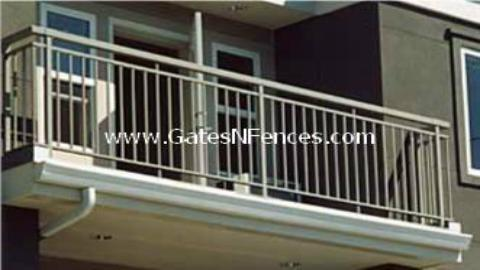 Outdoor Railings Exterior Balcony Railings Guard Rails