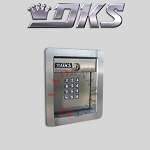 Doorking 1503-082 Keypad Flush Mount