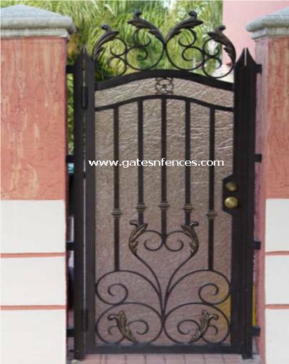 Driveway Garden Gates Aluminum Gates Ornamental Gates