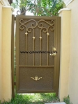 Garden Gate Sturdy Royalty