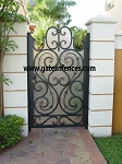 Garden Gate Wave of Elegance