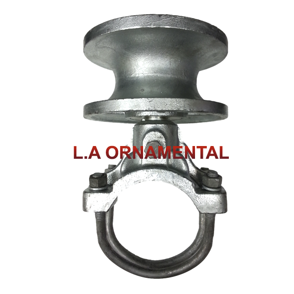 Cantilever Gate Wheel Roller Assembly Malleable Iron-Galvanized