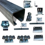 Slide Gate Truck Assembly Cantilever Gate Truck Assemblies Slide Gate kit