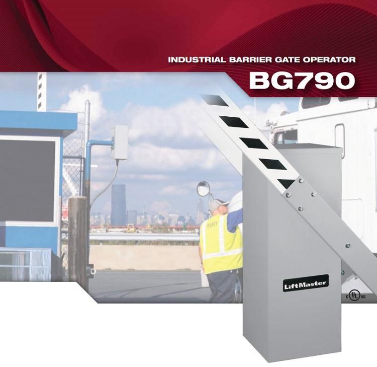 Liftmaster Barriers Openers