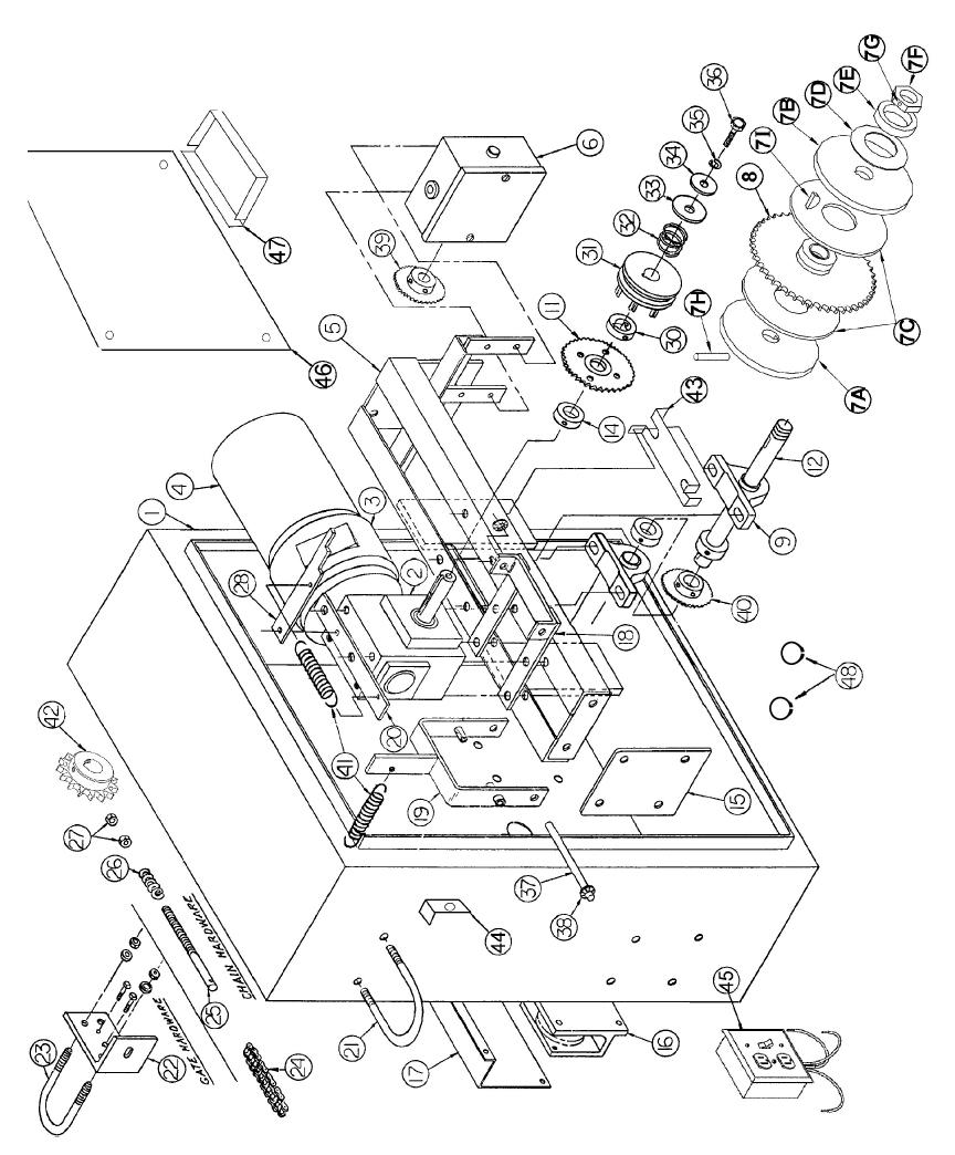 Osco Slide Gate Opener Parts Gslg A Capacitor For 2500