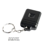 Long Range - 1 Button Keychain Remote Control (315Hmz)