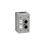MMTC 2BXT Nema 4 Exterior Two Button Surface Mount Control Station