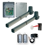 SEA Alpha 24V Kit Double - Receiver 2 Remotes PhotoCell