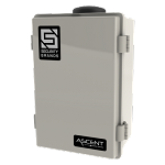 American Access Systems Ascent C2 Two-Door Gate Cellular Access Control System