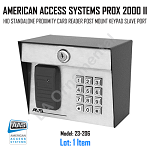 American Access Systems PROX 2000 II Telephone Entry Cellular Intercom System