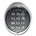 Wireless keypad RADIOKEYD, radio keyboard 433 MHz for Sliding Gate Opener System