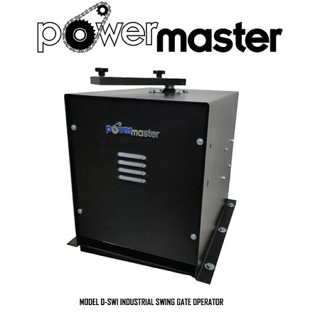 Power Master D-SWI INDUSTRIAL SWING GATE OPERATOR with DC Motor