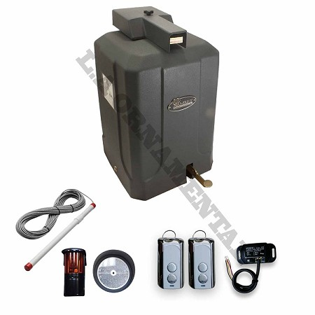 Ramset 300 residential gate opener kit 3