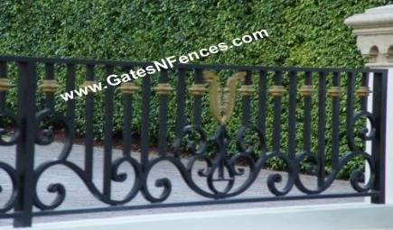 Aluminum Royalty Railing