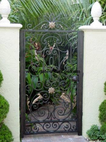 Garden gateTropical Escape