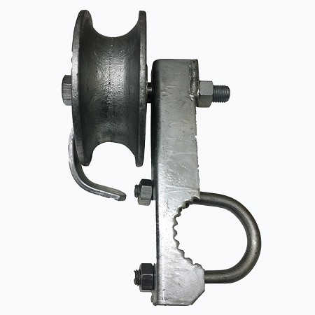 Cast Steel Rear Track Roller