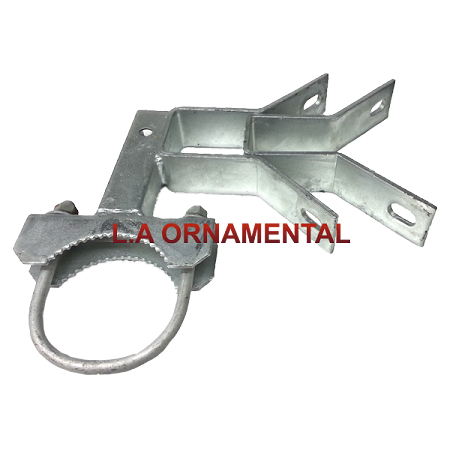 Internal Gate Assembly Receiver with  Round post