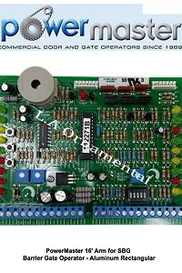 Powermaster Circuit Board PBR2-PRB3-PBRSS on