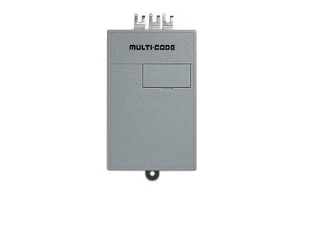 Multi-Code1-channel Receiver Model Number 109020 ( 300/310MHZ )