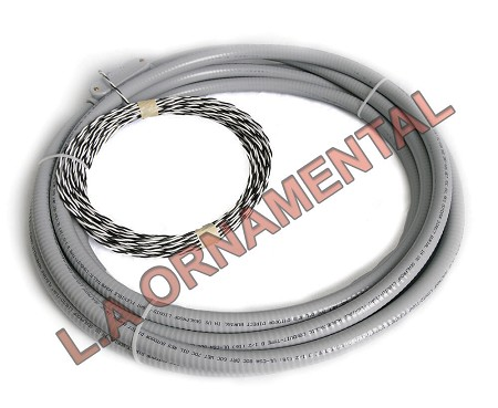 National Loop 2' x 6' Direct Burial Performed Loop Vehicle Detector Wire 100ft